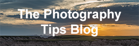 The Photography Tips Blog